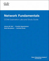 Omslag - Network Fundamentals, CCNA Exploration Labs and Study Guide