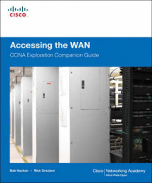 Accessing the WAN, CCNA Exploration Companion Guide av Bob Vachon og Rick Graziani (Blandet mediaprodukt)