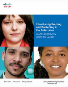 Introducing Routing and Switching in the Enterprise, CCNA Discovery Learning Guide av Allan Reid, Jim Lorenz og Cheryl A. Schmidt (Blandet mediaprodukt)