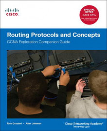 Routing Protocols and Concepts av Rick Graziani og Allan Johnson (Blandet mediaprodukt)