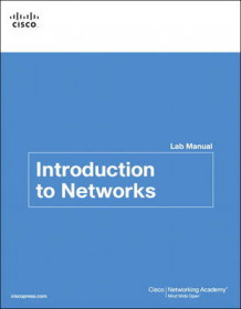 Introduction to Networks V5.0 Lab Manual av Cisco Networking Academy (Heftet)