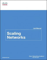 Omslag - Scaling Networks Lab Manual