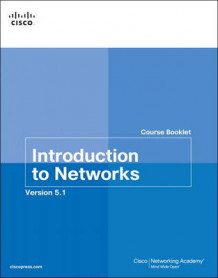 Introduction to Networks Course Booklet v5.1: Course booklet v5.1 av Cisco Networking Academy (Heftet)