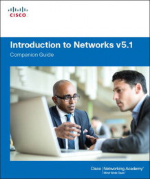 Introduction to Networks Companion Guide: V. 5.1 av Cisco Networking Academy (Innbundet)
