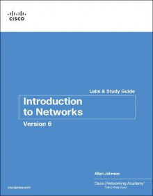 Introduction to Networks V6 Labs & Study Guide av Allan Johnson og Cisco Networking Academy (Heftet)