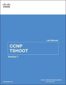 CCNP TSHOOT Lab Manual av Cisco Networking Academy (Heftet)