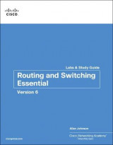 Omslag - Routing and Switching Essentials v6 Labs & Study Guide