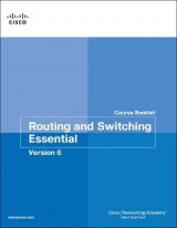 Omslag - Routing and Switching Essentials v6 Course Booklet