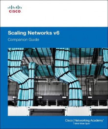 Scaling Networks v6 Companion Guide av Cisco Networking Academy (Innbundet)