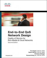Omslag - End-to-end QoS Network Design