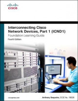 Omslag - Interconnecting Cisco Network Devices, Part 1 (ICND1) Foundation Learning Guide