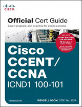 Omslag - CCENT/CCNA ICND1 100-101 Official Cert Guide, Academic Edition