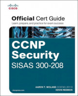 Omslag - CCNP Security SISAS 300-208 Official Cert Guide