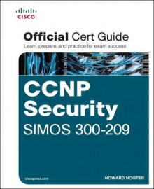 CCNP Security SIMOS 300-209 Official Cert Guide av Natalie Timms og Howard Hooper (Blandet mediaprodukt)