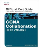 Omslag - CCNA Collaboration CICD 210-060 Official Cert Guide