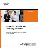 Omslag - Cisco Next-Generation Security Solutions