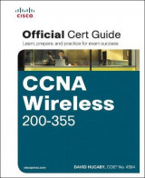 Omslag - CCNA Wireless 200-355 Official Cert Guide