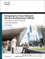 Omslag - Designing for Cisco Network Service Architectures (ARCH) Foundation Learning Guide