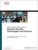 Omslag - Network Security Technologies and Solutions (CCIE Professional Development Series)