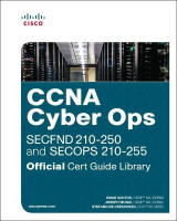 Omslag - CCNA Cyber Ops (SECFND #210-250 and SECOPS #210-255) Official Cert Guide Library