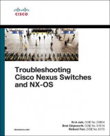 Omslag - Troubleshooting Cisco Nexus Switches and NX-OS