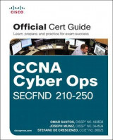 Omslag - CCNA Cyber Ops SECFND #210-250 Official Cert Guide