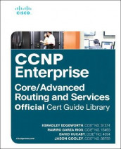 CCNP Enterprise Core ENCOR 350-401 and Advanced Routing ENARSI 300-410 Official Cert Guide Library av Brad Edgeworth, Jason Gooley, David Hucaby, Raymond Lacoste, Ramiro Garza Rios og Kevin Wallace (Blandet mediaprodukt)