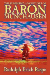 The Surprising Adventures of Baron Munchausen av Rudolf Erich Raspe (Heftet)