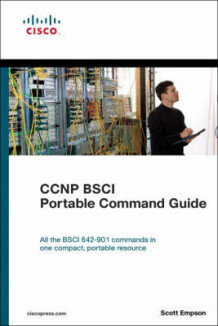 CCNP BSCI Portable Command Guide av Scott Empson (Heftet)