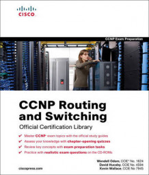 CCNP Routing and Switching Official Certification Library (Exams 642-902, 642-813, 642-832) av Wendell Odom, David Hucaby og Kevin Wallace (Blandet mediaprodukt)