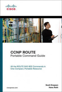 CCNP ROUTE Portable Command Guide av Scott Empson og Hans Roth (Heftet)