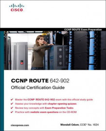CCNP ROUTE 642-902 Official Certification Guide av Wendell Odom (Blandet mediaprodukt)