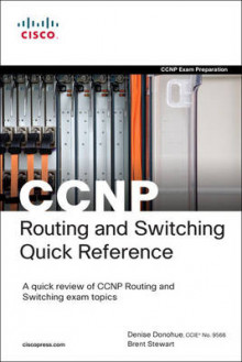 CCNP Routing and Switching Quick Reference (642-902, 642-813, 642-832) av Brent Stewart og Denise Donohue (Heftet)