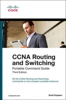CCNA Routing and Switching Portable Command Guide av Scott Empson (Heftet)
