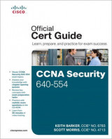 Omslag - CCNA Security 640-554 Official Cert Guide