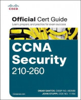 Omslag - CCNA Security 210-260 Official Cert Guide
