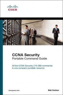 CCNA Security (210-260) Portable Command Guide av Bob Vachon (Heftet)
