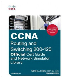 CCNA Routing and Switching 200-125 av Wendell Odom og Sean Wilkins (Heftet)