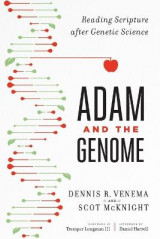Omslag - Adam and the Genome