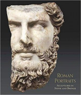 Omslag - Roman Portraits - Sculptures in Stone and Bronze in the Collection of the Metropolitan Museum of Art