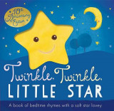 Omslag - Twinkle, Twinkle Little Star