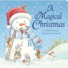 A Magical Christmas av Claire Freedman (Pappbok)