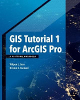 Omslag - Getting to Know ArcGIS Pro
