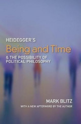 Omslag - Heidegger's Being & Time & the Possibility of Political Philosophy