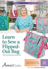 Omslag - Learn to Sew a Flipped-Out Bag Class DVD