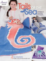 Omslag - Tails of the Sea: Children's Crochet Blankets