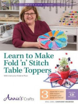 Omslag - Learn to Make Fold'n Stitch Table Toppers