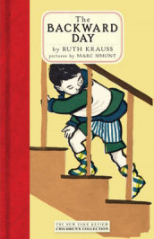 The Backward Day av Ruth Krauss (Heftet)