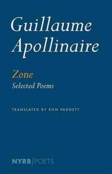 Zone av Guillaume Apollinaire, Peter Read og Ron Padgett (Heftet)