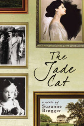 The Jade Cat av Suzanne Brogger (Innbundet)